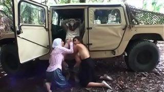 Arab Teen Hookers Sucking Strangers Dick For Ca…